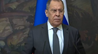 Lavrov announced Russia's readiness to supply weapons to Iraq