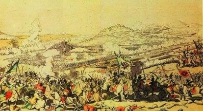 Como os russos esmagaram o exército turco na Batalha de Machin