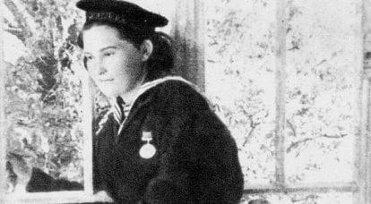 Maria Pedenko. Flamme de guerre rouge