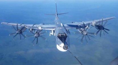 """""""Tu-95MS está obsoleto conceptualmente"""": la prensa occidental da la bienvenida a la modernización del bombardero"""