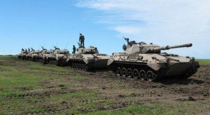 Ejército Argentino: De Malvinas A La Decadencia