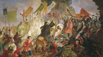 कैसे इवान द टेरिबल ने रूसी राज्य के विघटन के लिए पश्चिम की योजनाओं को नष्ट कर दिया