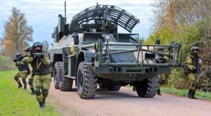 リモートクリアランスマシン「Foliage」 戦略ミサイル部隊と展示展示の構成要素