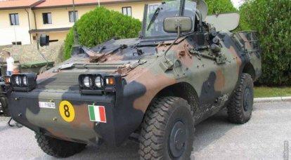 意大利装甲车IVECO Puma