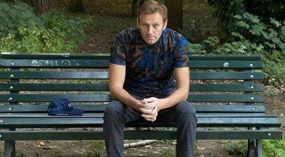 Navalny: Putin está por trás do meu envenenamento
