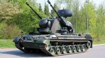 欧洲陆基短程防空系统:回归