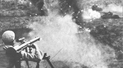アメリカの無反動砲の中国クローン