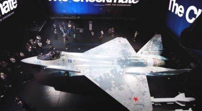 チェックメイト戦闘機のプロトタイプの作業開始に関する情報が発表されました