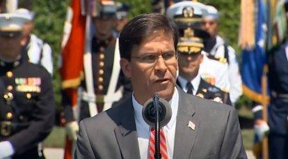 Chefe do Pentágono relata contenção bem sucedida da Rússia e China