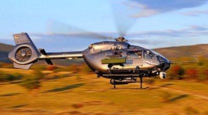 エアバスは、光攻撃ヘリコプターH145Mを導入しました