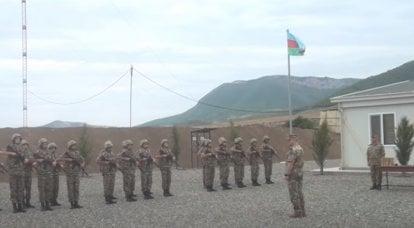 Armenien und Aserbaidschan beschuldigten sich gegenseitig, Stellungen beschossen und gegen den Waffenstillstand verstoßen zu haben