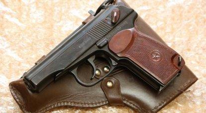 """Estland wird ukrainische Makarov-Pistolen liefern, um die """"pro-russischen Separatisten"""" zu bekämpfen."""