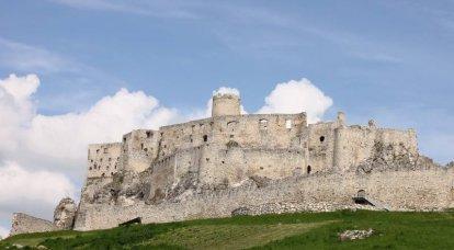 Slovakya'nın spissky güzelliği