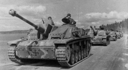 탱크. 바바 로사