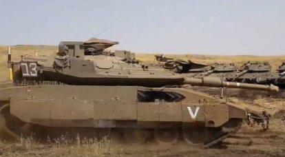 """""""Kann als der beste der Welt anerkannt werden"""": US-Presse reflektiert die Vorzüge des israelischen Panzers """"Merkava"""""""