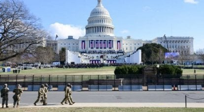 After complaints about moving to the garage, the National Guard was returned to the Capitol