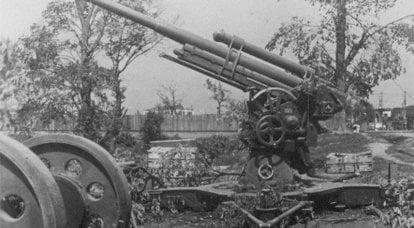 防空自行式SU-8项目