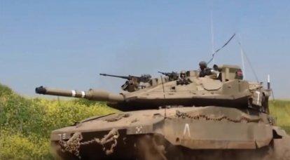 गाजा में किसानों पर टैंक फायरिंग करने पर आईडीएफ अधिकारी को सेना से निकाला