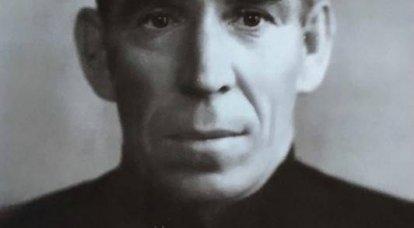 A story about a war veteran A.F. Pristupenko
