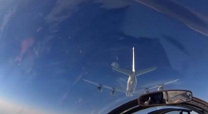 彼らはロシアを「弱く」取り込もうとしている:米国はロシア連邦の国境近くの偵察飛行の数を増やした