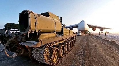 Western press: Russian BREM-1s are the only ones who could pull out the giant
