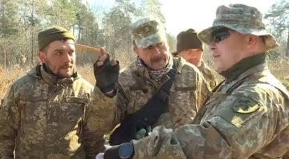 リトアニアは軍のインストラクターのグループをウクライナに送りました