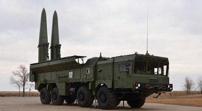 Sulla crescita delle esportazioni di armi russe e della non vendita Iskander-E