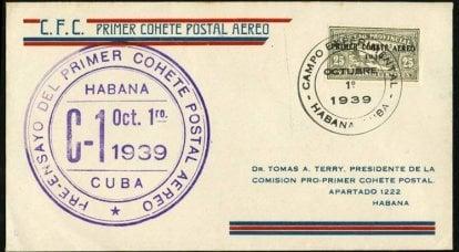 Enrique Funes post mísseis (Cuba)