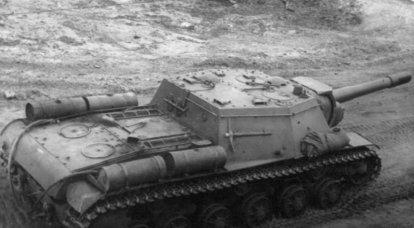 ट्रिपल गन वैरिएंट से ML-20 तोप तक: SU-152 स्व-चालित बंदूक का निर्माण और उपयोग