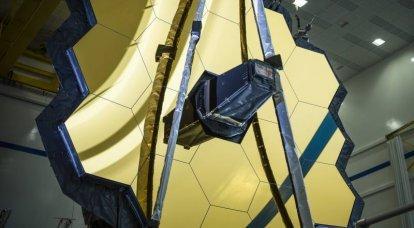 NASA'nın en son James Webb uzay teleskopu kapsamlı testleri tamamladı