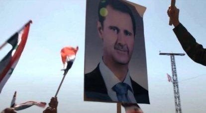 叙利亚总统大选:权力,反对派和俄罗斯的作用