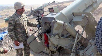 ABD'de Karabağ'da ilan edilen ateşkes bir saat bile sürmedi