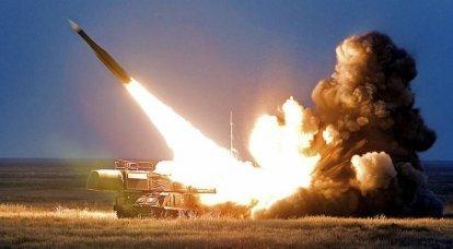 Un evento clave en el cielo de la región de Astracán. Las pruebas a gran escala de los misiles 9M317MA confirmaron la característica única de los sistemas de defensa aérea nacionales.