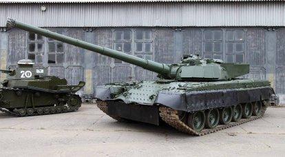152 mm kalibrelik silahlara sahip yerli tankların özellikleri
