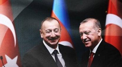 """除了共产主义者外,所有土耳其政党都支持以""""卡拉巴赫是我们的""""为口号的战争"""