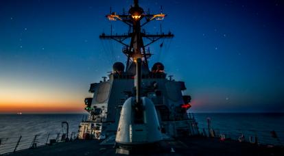 As contra-medidas de Moscou descarrilaram o conceito de defesa anti-submarino da OTAN no teatro de operações do Mar Negro. Na véspera da grande escolha