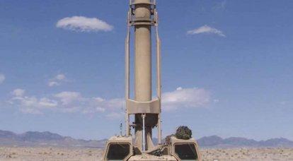 ソビエト戦術ミサイルシステム9K72「Elbrus」