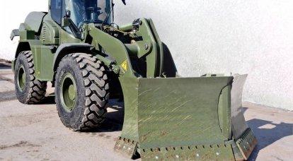 KDMBの道路道路装甲車