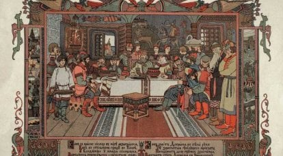 Alcoholic traditions in Russian principalities and the Moscow kingdom