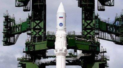 Angara - the world's first rocket modular design