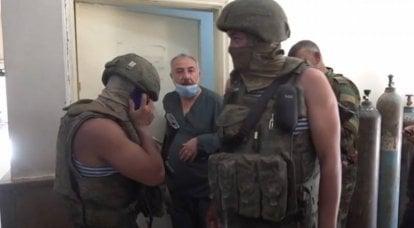 सीरियाई कुर्दों ने हसाका प्रांत में तीन रूसी सैनिकों के घायल होने की सूचना दी