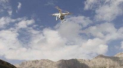 Leichte Quadrocopter für die russische Armee