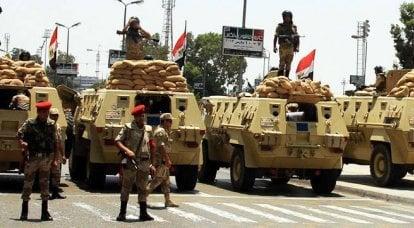 革命か反革命か? エジプトの政治における軍の役割
