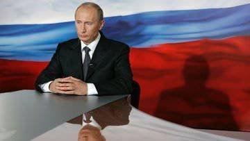 """真正的弗拉基米尔·普京(Vladimir Putin):他们会在""""新闻""""中向您介绍她吗? (美国"""" Everything PR"""")"""