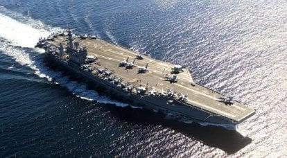 中国人想出了如何沉没美国航空母舰