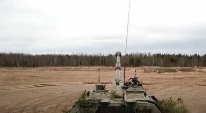A mais nova munição guiada de 152 mm será testada na região de Nizhny Novgorod