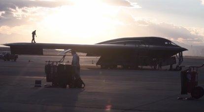 L'US Air Force entend augmenter le nombre de bases aériennes avec stockage d'armes nucléaires