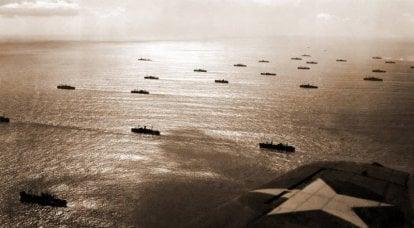 तीसरे विश्व युद्ध के लिए जहाज
