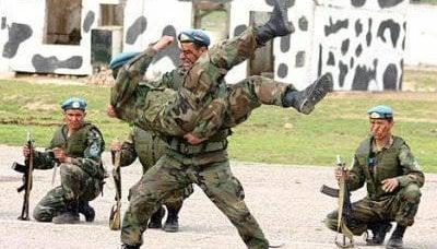 塔吉克斯坦的7空降突击旅是中亚最有经验的特种部队