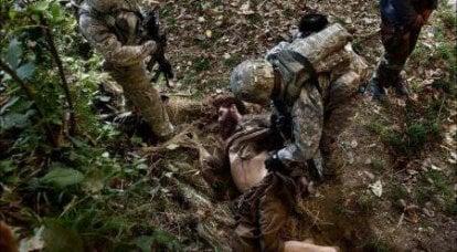 アフガニスタンのアメリカ軍の兵士との数日